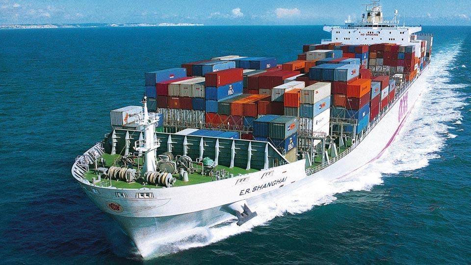 انواع حمل و نقل دریایی