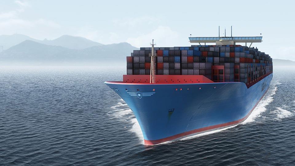 نرخ حمل و نقل دریایی