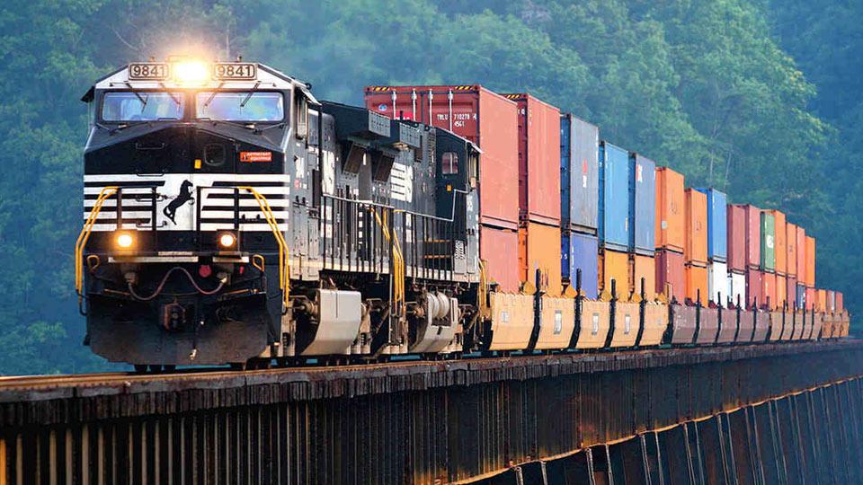 حمل و نقل ریلی چیست