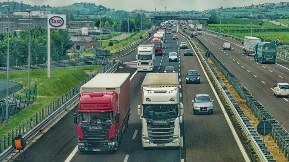 حمل و نقل جاده ای در ایران