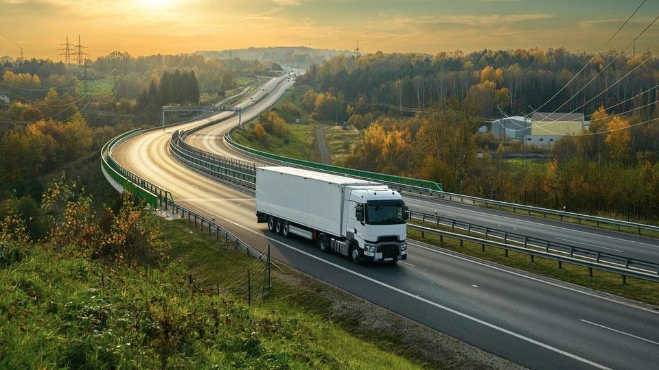 حمل و نقل جاده ای