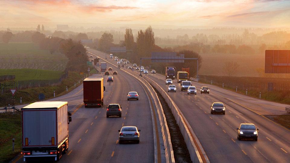مزایای حمل و نقل جاده ای