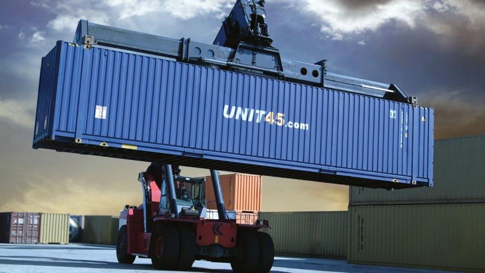 کانتینر و مزایای استفاده از آن در حمل و نقل