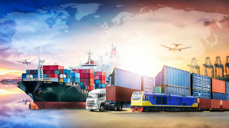 شرکت های حمل و نقل بین الملل