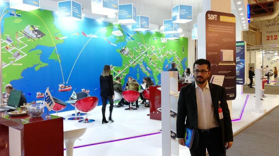 نمایشگاه حمل و نقل قزاقستان