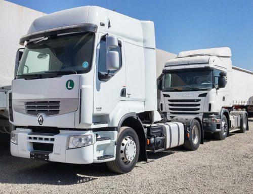با شهرک کامیون داران، بزرگترین نمایشگاه خودروهای سنگین آشنا شوید